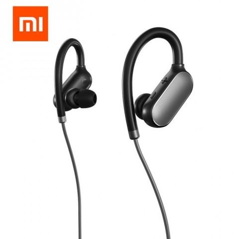 Xiaomi Wireless 4.1 Bluetooth Music Sport Earbuds - Black