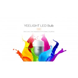 Xiaomi Yeelight LED Smart Bulb Colorful Edition