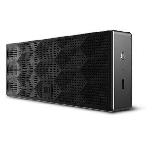 Xiaomi Square Box Portable, Bluetooth 4.0 Speaker, Black