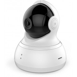 Xiaomi YI Dome Camera 1080p HD Wireless IP Security Surveillance Night Vision - Black/White