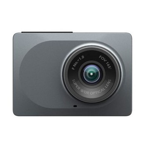 Xiaomi Yi Full HD Smart Car Dash Camera DVR 1080P WiFi Supported - Black