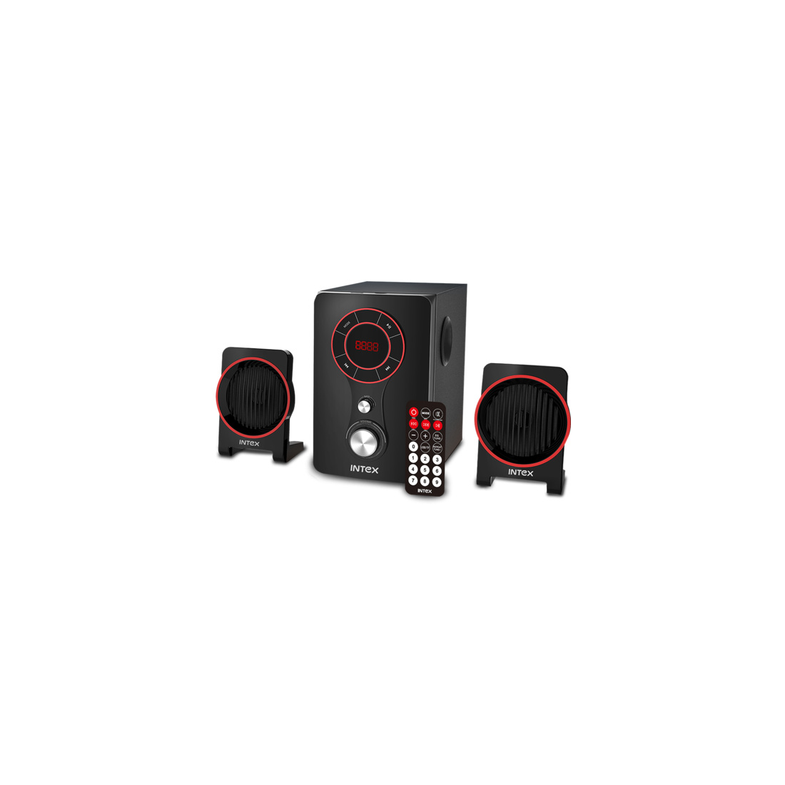 INTEX Subwoofer 2.1CH 211SUF BT