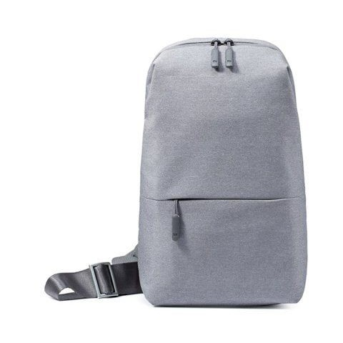 Xiaomi Mi City Sling Chest Bag - Light Gray
