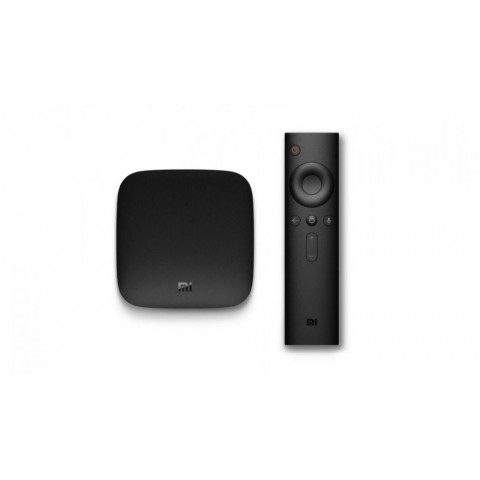 Xiaomi Mi Box 3, 4K Android TV Box - Black