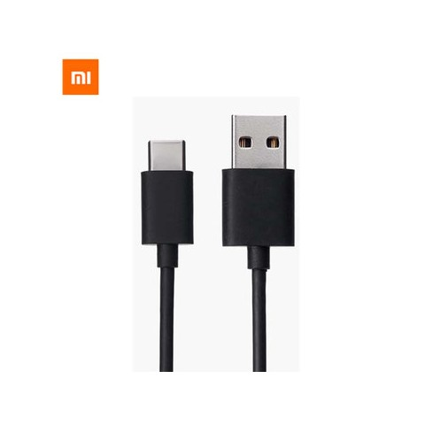 Xiaomi 1.2m Type-C to USB Data Sync Charge Cable  -  BLACK