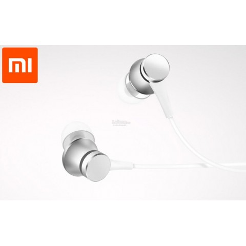 Xiaomi Mi Piston In-Ear Headphones Fresh Edition-White