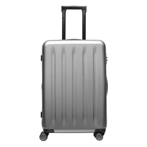 Xiaomi 90 Minutes Spinner Wheel Luggage Suitcase - 24 INCH, Gray