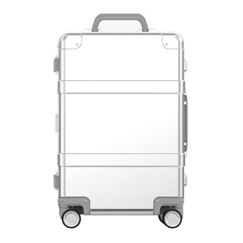 Xiaomi RunMi 90 Points Smart Metal Suitcase 20, Silver