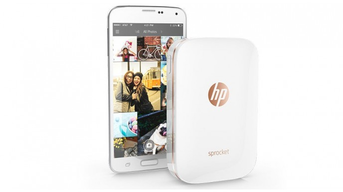 Meet HP Sprocket - Elite 240uj